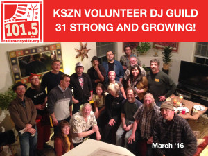 KSZN VOLUNTEER PIC